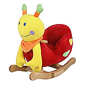 Tutti Bambini Kitty The Caterpillar Rocking Toy