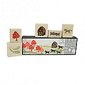 Yellow Owl Workshop Stamp Set - Farm