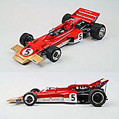 Ebbro Car Kit E001 Lotus Type 72C 1970 1:20 Cars