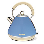 Morphy Richards 102010 Retro Accents Kettle - Blue