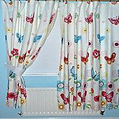 Butterflies, 72 Curtains - Multi
