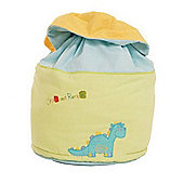 Dormouse Croc and Rumble Laundry Bag