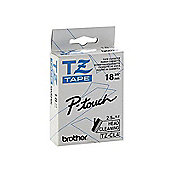 BROTHER 18MM HEAD CLEANING TAPE.