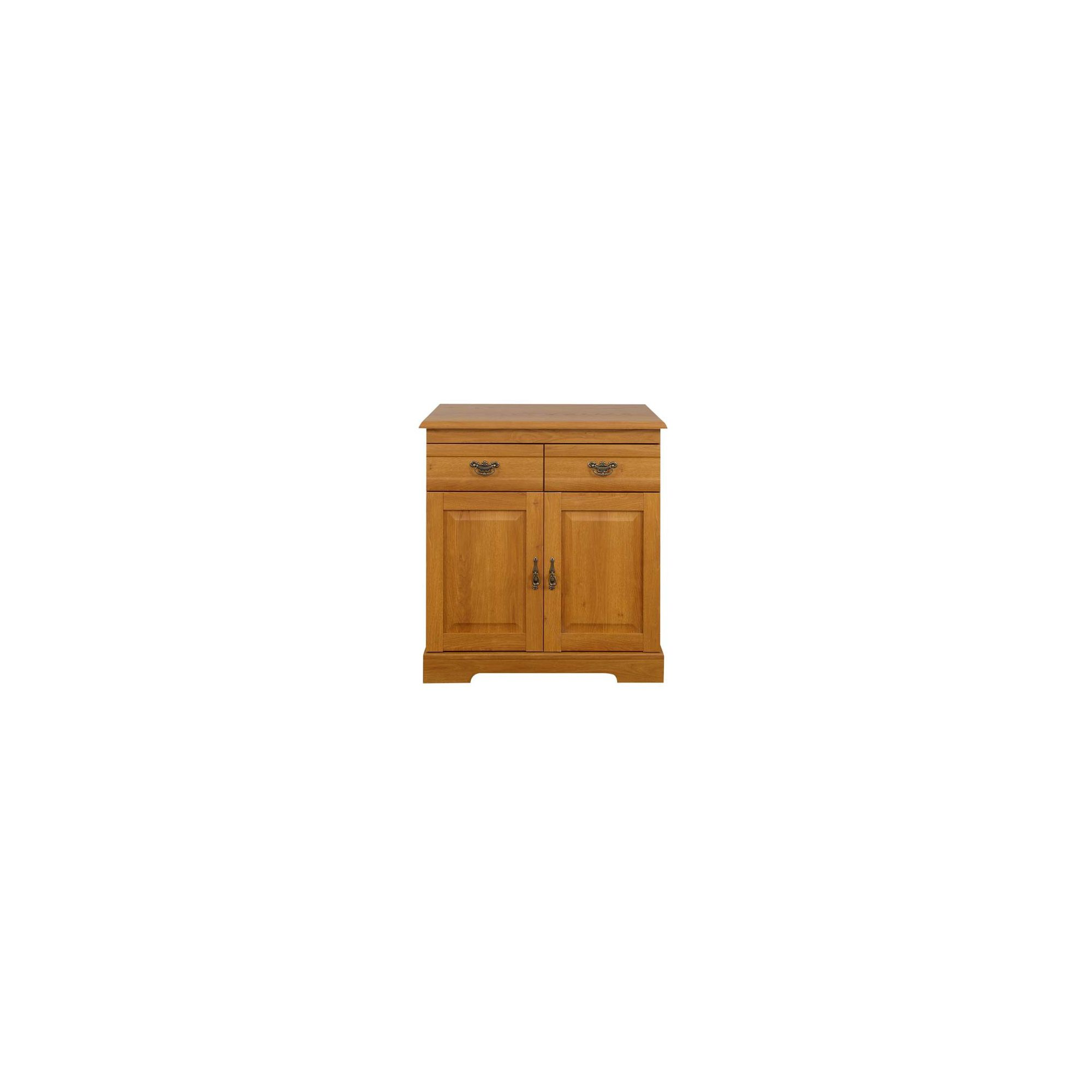 Caxton Canterbury 2 Door / 2 Drawer Sideboard in Golden Chestnut at Tesco Direct