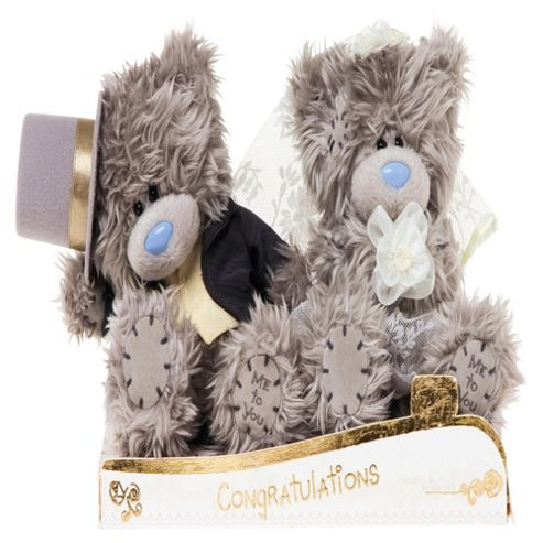 Me To You Tatty Teddy - Wedding Bears