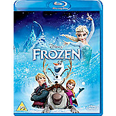 Disney: Frozen (Blu-ray)
