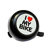 I love my Bike Bicycle Bell by Adie