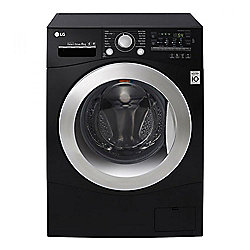 LG Washing Machine FH2A8TDN8 8kg Load in Black