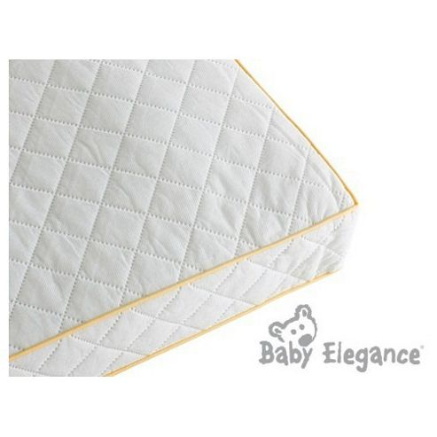 Baby Elegance Health Guard Pocket Spring Cot Mattress 120x60cm