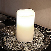 Best Season Real Wax LED Candle - White