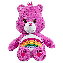 Care Bears Large 50cm Soft Toy - Cheer