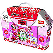 Minnie and Daisy 50 Piece Glam Jigsaw Puzzle