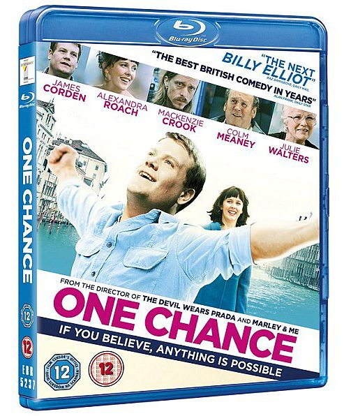 One Chance - Bluray