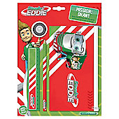 Steady Eddie Stationery Set