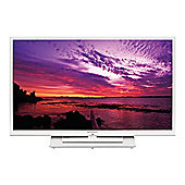 Sharp LC39LE351 39 Inch Smart WiFi Ready Full HD 1080p LED TV With Freeview HD - White