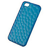 Tortoise™ Look Soft Protective Case iPhone 5/5S Blue