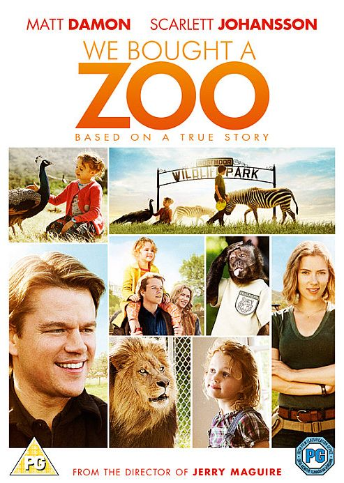 We Bought A Zoo (DVD)