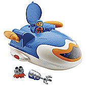 Go Jetters Jet Pad Headquarters