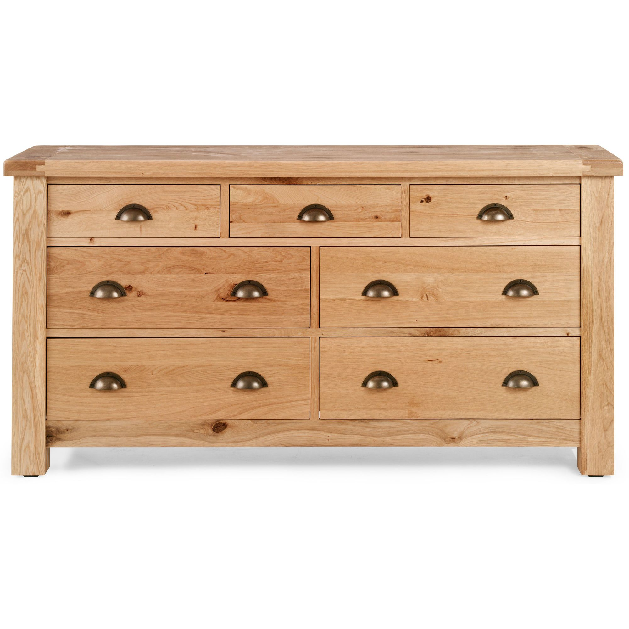 Originals Normandy 3+4 Drawer Chest at Tesco Direct