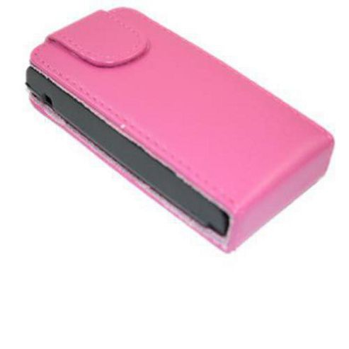Pink FlipMatic Easy Clip On Vertical Pouch Case - Nokia 5250