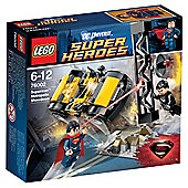 LEGO Super Heroes Superman Metropolis Showdown 76002