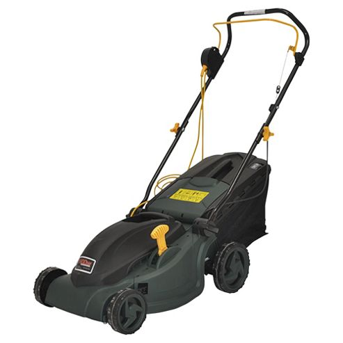 Buy Tesco 1400w Electric Rotary Lawn Mower From Our