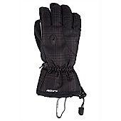Mountain Warehouse Altitude Extreme Mens Ski Gloves - Black