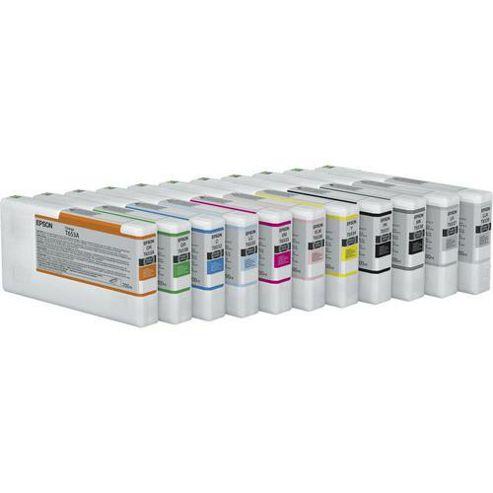 Epson T6537 200 ml UltraChrome K3 Ink Cartridge for Epson Stylus Pro 4900 - Light Black