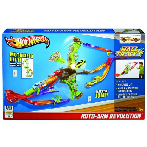 Hot Wheels Rotomotion Trackset