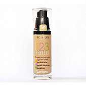 Bourjois Paris 123 Perfect Foundation 30ml - Dark Beige (55) 30ml