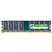 Corsair Value Select 2GB Memory Module 800MHz DDR2 240-Pin DIMM