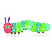 The Very Hungry Caterpillar Wooden Counting Caterpillar