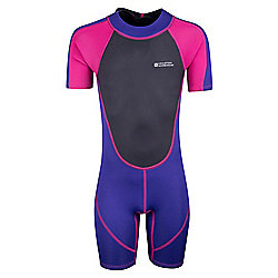 Junior Shorty Wetsuit ( Size: 7-8 yrs )
