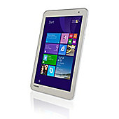 Toshiba Encore 2 WT8-B-102 (8 inch) Touchscreen Tablet Atom Z3735G, 1GB RAM, 32GB HDD, Windows 8.1 Home and Bing