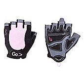 GoFit Women's Elite Training Glove LG Pink