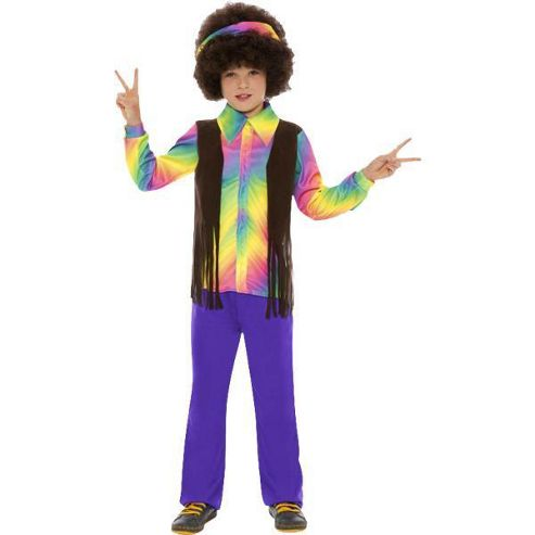 Hippie Aroma - Child Costume 10-12 years
