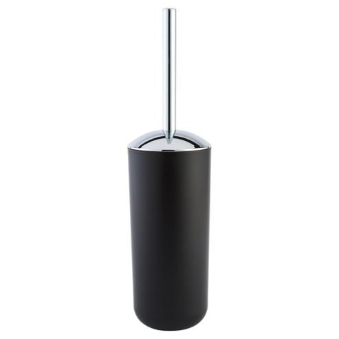 buy tesco basic plastic toilet brush black from our. Black Bedroom Furniture Sets. Home Design Ideas