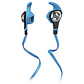 Monster® iSport Strive In-Ear Headphones Blue - Multilingual