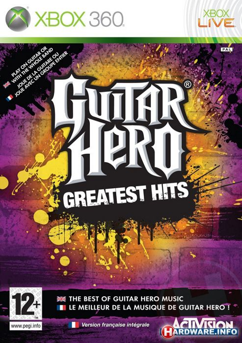 Guitar Hero - Greatest Hits