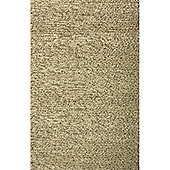 Hill & Co Marbles Cream Shag Rug - 150cm x 90cm (4 ft 11 in x 2 ft 11.5 in)