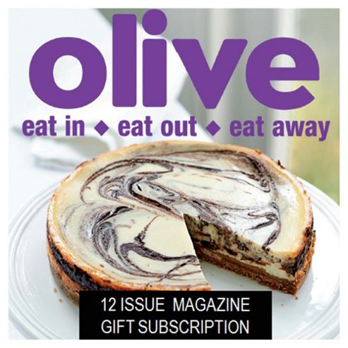 Olive Subscription Gift Pack