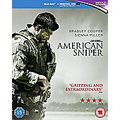 American Sniper Special Edition Blu-ray