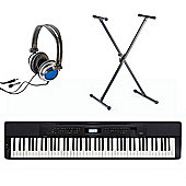 Casio PX-350PK with Free Stand and Headphones