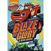 Blaze of Glory: Mini Movie DVD