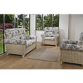 Desser Clifton 2 Seater Suite & Lambada Cushions