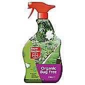 Bayer organic bug free 1ltr