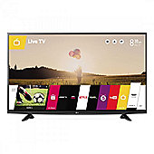 LG 49UF640V Smart 4K Ultra HD 49 Inch LED TV with Built-In WiFi and Freeview HD