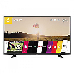 LG 49UF640V 49 Inch Smart WiFi Built In Ultra HD 4k LED TV with Freeview HD