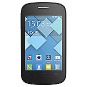 EE Alcatel Pop C1 Black