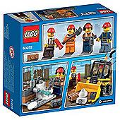 LEGO CITY Demolition Star ter Set 60072